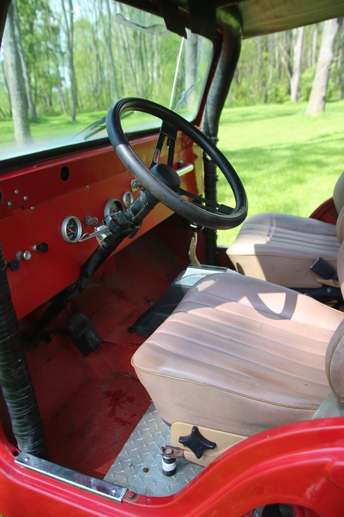 1970 Jeep Windfall Rod Shop