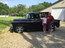 1956 Chevy Truck | Windfall Rod Shop