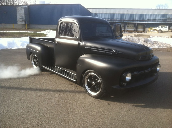 1951 Ford F1 Truck 101 likewise Nash Rambler further Watch besides One M37 2nv moreover 30 Beautiful And Rare Trucks You Probably Havent Seen. on 1951 power wagon