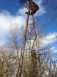 Flint And Walling Star Zephyr Model 37 10 Windmill
