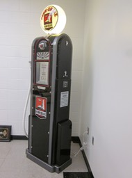 Gas Pump Restoration