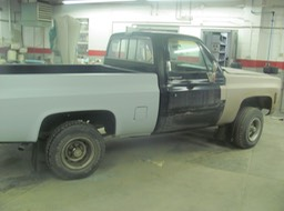 Shawn's Chevy Truck