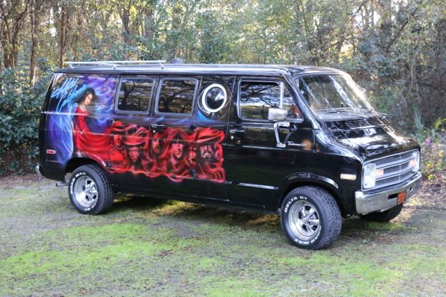 1977 Dodge Conversion Van - Eagles Tribute