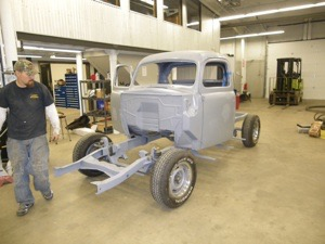 1951 Ford F1 Truck - 043