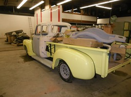 1954 Chevy 5 Window Project Truck - 71