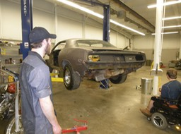 1971 Hemi Cuda - Alex's Build