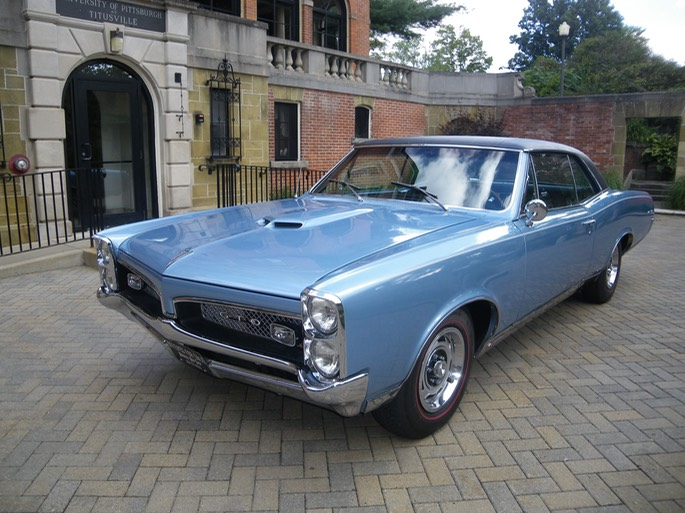 1967 Pontiac Gto 400 4 Speed Windfall Rod Shop
