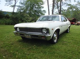 1969 Nova - Original survivor