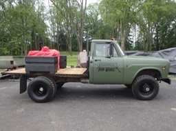 "1972 IHC 1310 4x4 ""Weld Truck"" Finished!"