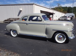 1948 Plymouth P15
