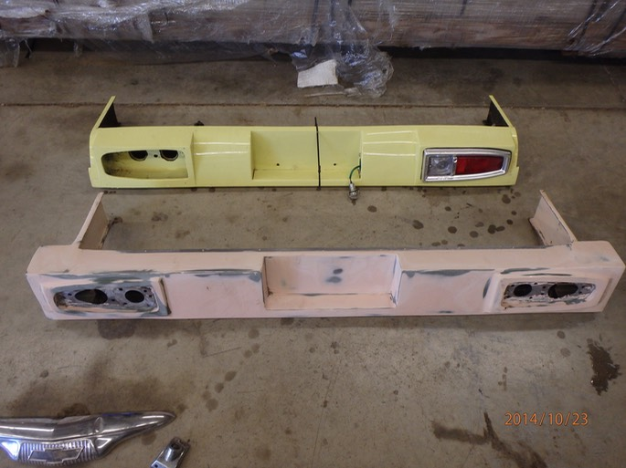 1954 Chevy 5 Window Project Truck - 22