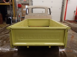 1954 Chevy 5 Window Project Truck - 04