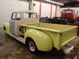 1954 Chevy 5 Window Project Truck - 06
