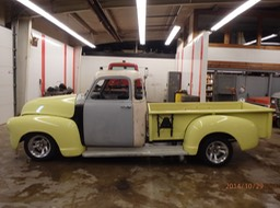 1954 Chevy 5 Window Project Truck - 07