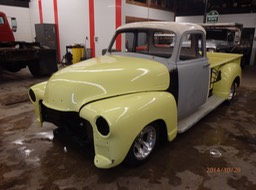 1954 Chevy 5 Window Project Truck - 08