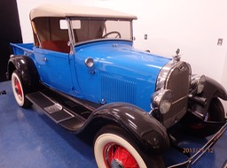 1928 Ford Model A Truck Convertible - 1
