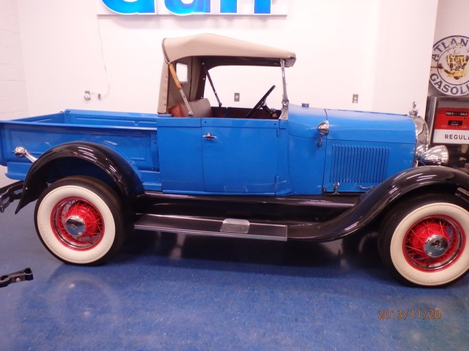 1928 Ford Model A Truck Convertible - 2
